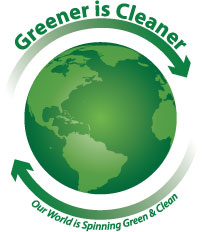 Greener Is Cleaner Icon